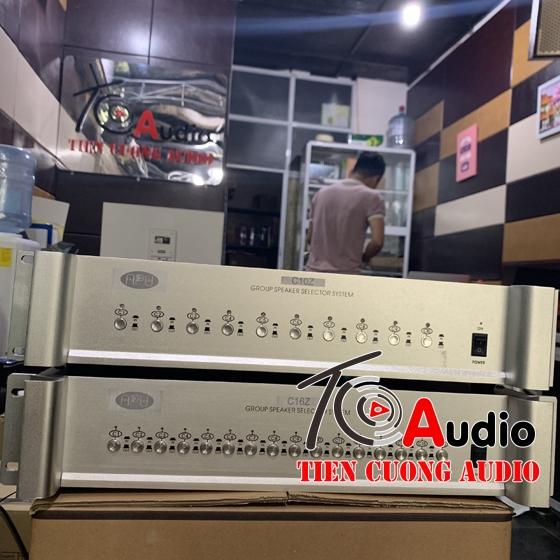 Amply APU C16Z chia 16 vùng âm thanh