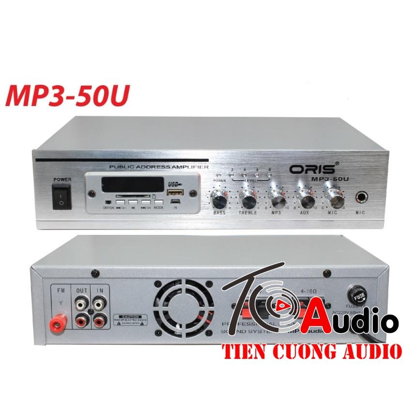 AmplyOris MP3- 50U công suất 50W
