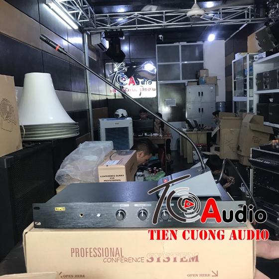 Bộ Amply điều khiển trung tâm APU 8000CT