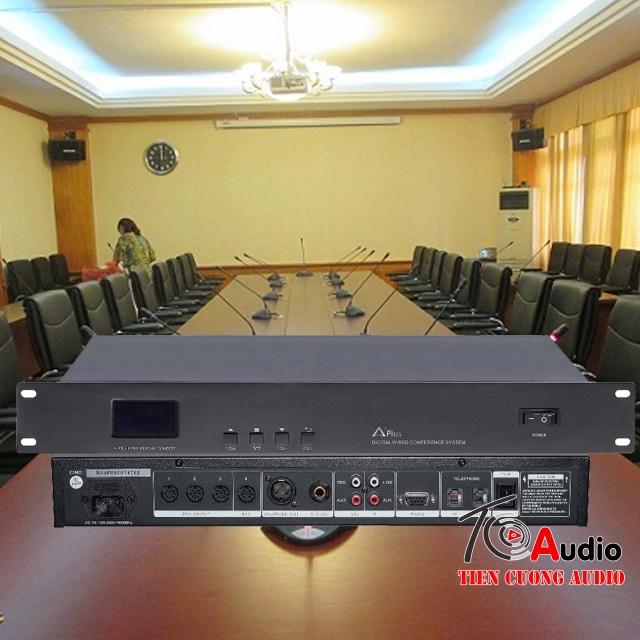 Bộ điều khiển trung tâm Alus sử dụng cho hệ thống 6504