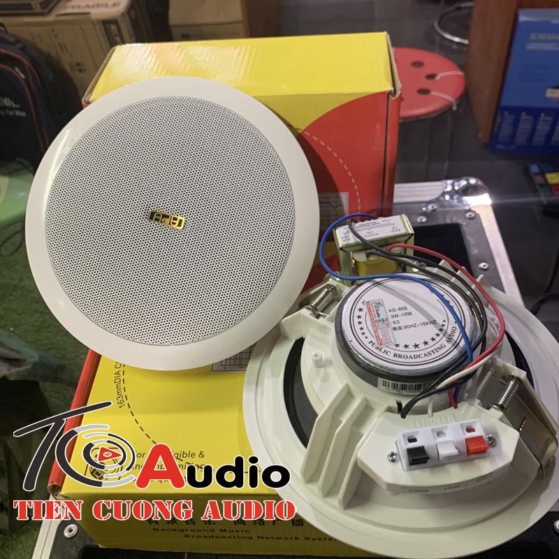Loa âm trần APlus A-805V công suất 10W
