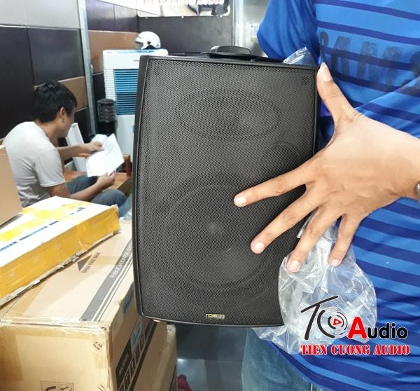 Loa hộp treo tường APlus A-676HF công suất 40W
